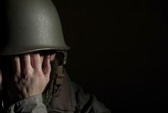 PTSD-soldier