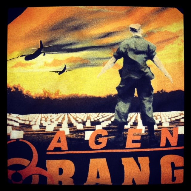 agent essay orange Agent orange essaysjust saying the name agent orange gets the attention of every vietnam veteran, and i dare say most of the australian and american public, not to.