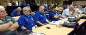VVA Delegates from Chapter 23