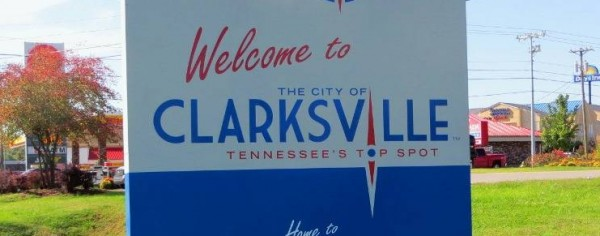 Welcome to Clarksville, TN