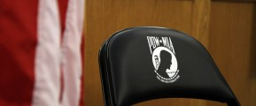 POW/MIA Chair