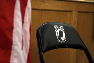 POW/MIA Chair