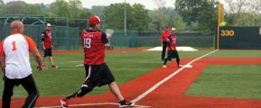 Miami Valley, Ohio, Chapter 97 Hosts Amputee Softball Games, Photo by Richard Smith