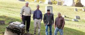 Chapter 268 Restores Civil War Memorial, Joed Viera, Staff Photographer, The Lockport Union-Sun & Journal