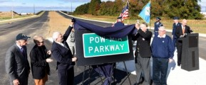 Delaware POW/MIA Parkway Photo courtesy of delawarestatenews.net