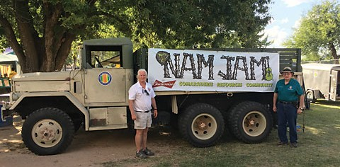 Nam Jam: Three Decades On, Still a Good Day