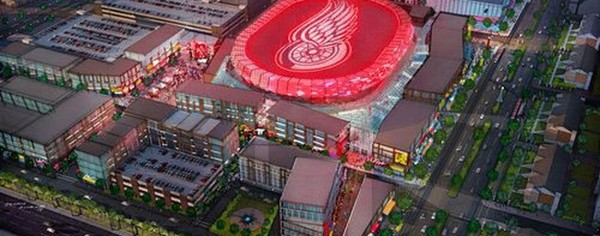 Red Wings of Detroit