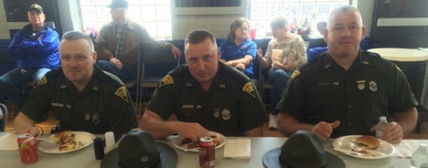 Chapter 628 First Responders Lunch