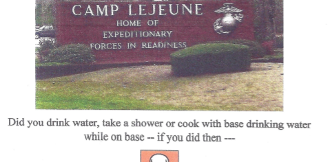 Chapter 885 Assists with Camp Lejeune Claims