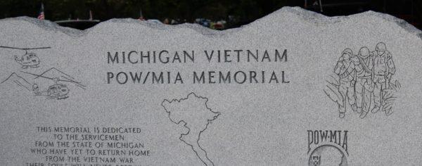 Michigan Vietnam POW/MIA Memorial