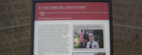 Chapter 196 Pivotal in Renaming Highway for Doss