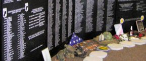 Tennessee Vietnam Veterans Memorial Wall