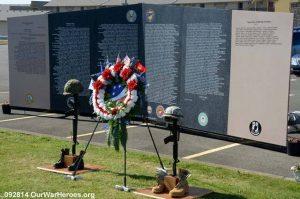 Chapter 805 and Wreaths Across America honor veterans in Roseburg, Oregon.