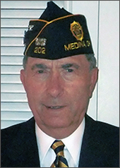 Chapter 385 Member, David W. Taylor, Ohio Veterans Hall of Fame, Class of 2017